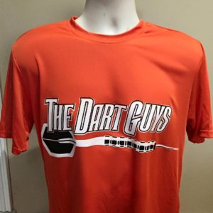 Dri Fit Orange
